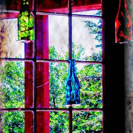 Kathleen Struckle - Glass Bottles