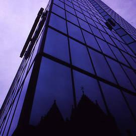 Thomas D McManus - Glass Building in Boston