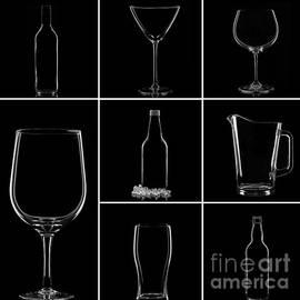 Bahadir Yeniceri - Glass Collage
