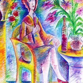 Milen Litchkov - Glass of wine