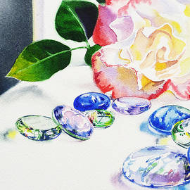 Irina Sztukowski - Glass Rocks