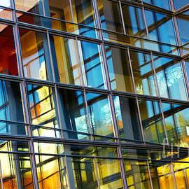 Carlos Caetano - Glass Windows Background