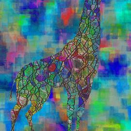 Jack Zulli - Glassed Giraffe