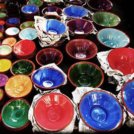Tina M Wenger - Glazed Pottery For Sale