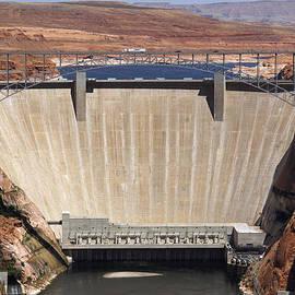 Mike McGlothlen - Glen Canyon Dam - Bridge