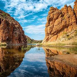 Christopher Wilson - Glen Helen Gorge NT
