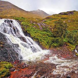Marcia Colelli - Glencoe Waterfall