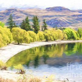Sheila Smart - Glendu Bay Lake Wanaka