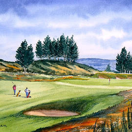 Bill Holkham - Gleneagles - The Kings Golf Course