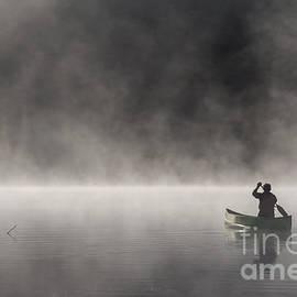 Barbara McMahon - Gliding Through The Mist