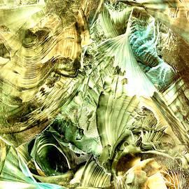 Cristina Handrabur - Glimpse of new gold