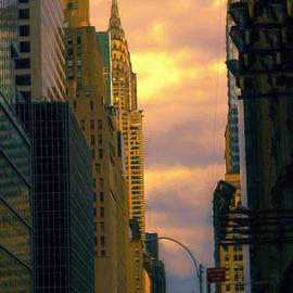 John Rivera - Glimpse of a City