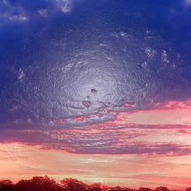 Tina M Wenger - Gloomy Sunset