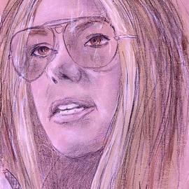 P J Lewis - Gloria Steinem