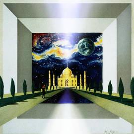 Hartmut Jager - Glorious Taj Mahal