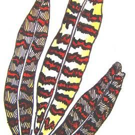 Priyanka Rastogi - Glow feathers