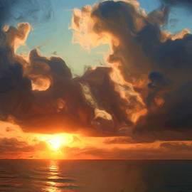 Katherine Erickson - Glowing Sunset