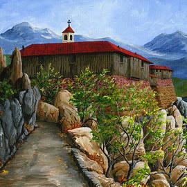Carlene Salazar - Glozhene Monastery Bulgaria