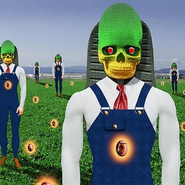 Keith Dillon - Gmo Demon Seeds