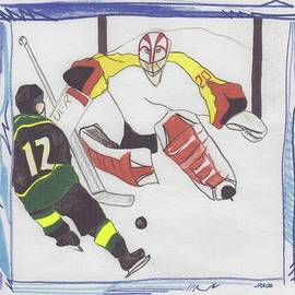 First Star Art  - Shut Out by jrr
