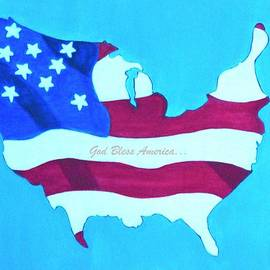 Lorna Maza - God Bless America