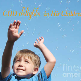 Beverly Guilliams - GOD delights in His children