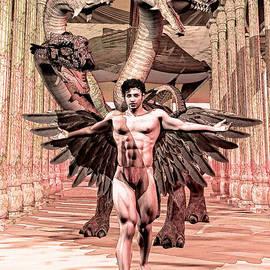 Joaquin Abella - God Hades by Quim Abella