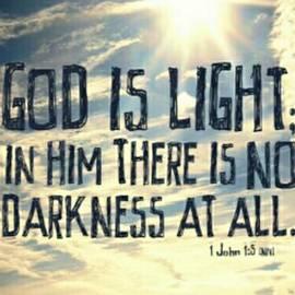 Jabez Posters - God is Light