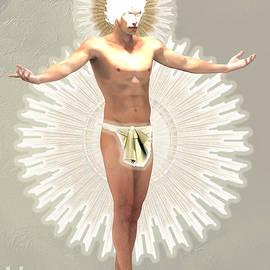 Joaquin Abella - God Ra or Helios