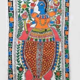 Jivesh  Jha - God Vishnu Matshya Avtar