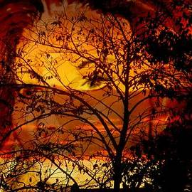 Leanne Seymour - Goddess At Sunset