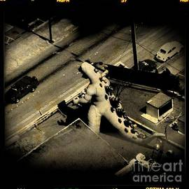 John Malone Hlifax Digital Artist - Godzilla Rampage in Seattle