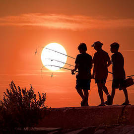 Randall Nyhof - Going Fishing