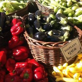 Susan Garren - Going to Farmers Market