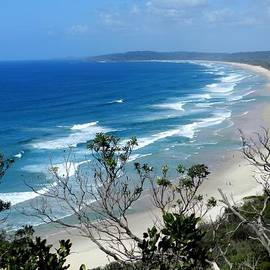 Sandra Sengstock-Miller - Going with the Flow Byron Bay New South Wales Australia
