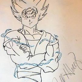 Jeff Harris - Goku again