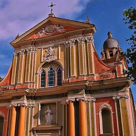 Allen Beatty - Gold Church