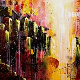 Aramis Hamer - Gold in the Streets