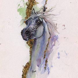 Angel  Tarantella - Golden Arabian 2014 10 22