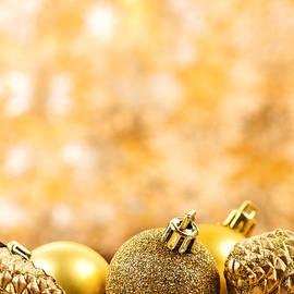 Elena Elisseeva - Golden Christmas