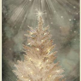 Kristie  Bonnewell - Golden Christmas Tree