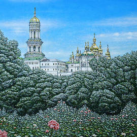 Yuriy Omelyanenko - Golden domed Kiev