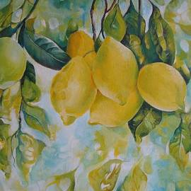 Elena Oleniuc - Golden fruit