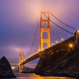 Mike Ronnebeck - Golden Gate Beauty