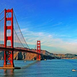 Aleksandar Hajdukovic - Golden Gate Bridge