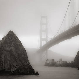 Niels Nielsen - Golden Gate Bridge