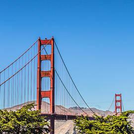 Carlos Cano - Golden Gate Bridge San Francisco