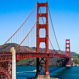 Samuel Gonzalez - Golden Gate San Francisco