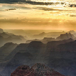Lars Vonderschmitt - Golden Grand Canyon