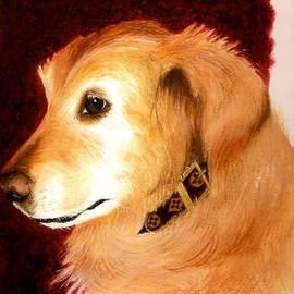 Nan Wright - Golden Labrador
